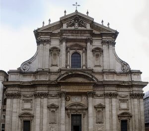 Εκκλησία Ιησού, Ρώμη