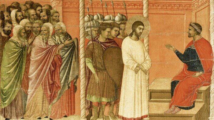 Πόσο δίκαιοι ήταν ο Πόντιος Πιλάτος και η δίκη του Χριστού; - Sparmatseto